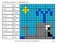 Binary Numbers - Mystery Pictures / Color By Number - Ocean Animals