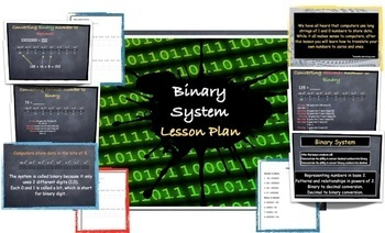 Binary System Number Conversion Lesson Plan