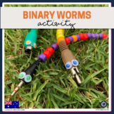 Binary Worms {STEM Activity} Project Based Learning Activity