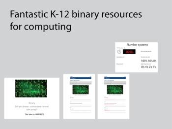 Binary complete K-12 lesson!