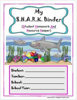 Binder Acronym Cover Designs