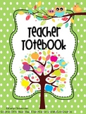 Binder Bliss Teacher Totebook