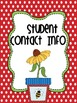 Binder Bugs and Blossoms Teacher Totebook