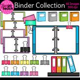 Binder Collection {Clip Art}