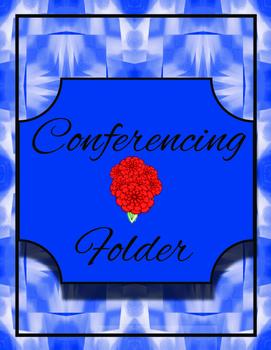 Binder Conferencing Folder Sheets