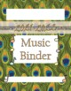 Binder Cover - Animal Print - 2018-2019