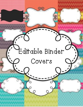 Binder Cover Collection