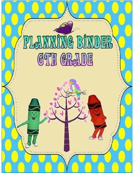 Binder Cover Freebie