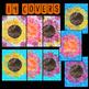 Binder Cover flowers editable