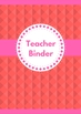 Binder Covers - 100 Bright Coloured Covers