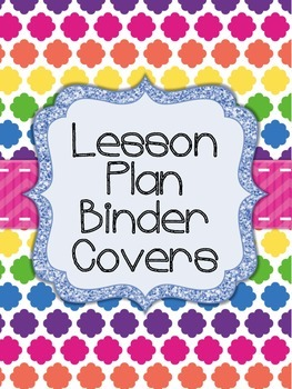 Music Binder Covers