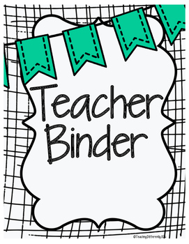 Free Binder Covers