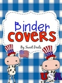 Binder Covers
