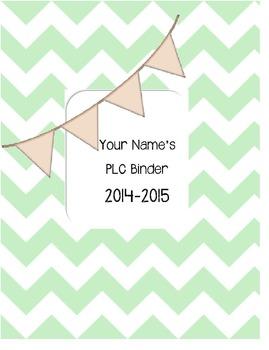Binder Covers 2014-2015 EDITABLE