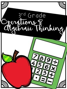 Binder Covers CCSS 3rd Grade