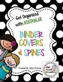 Binder Covers {Editable!}