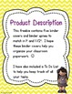 Binder Covers FREEBIE with To Do List