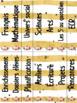 Binder Covers - Fox / Couvertures de cartables - Renard