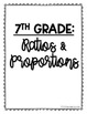Binder Covers | Math Common Core