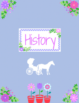Binder Covers ~ Notebook Covers ~ Subject Dividers (includes ALL major subjects)