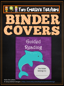 Binder Covers Ocean Theme