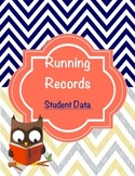 Binder Covers- Running Records