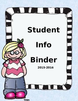 Binder Covers & Spine Labels