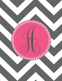 Binder Covers ~ The Chevron Collection in PDF