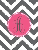 Binder Covers ~ The Chevron Collection