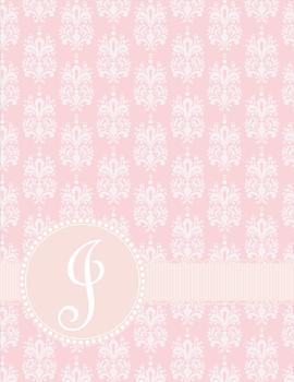Binder Covers ~ The Paris Collection
