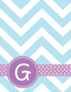 Binder Covers ~ The Pastel Collection