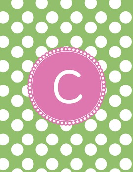 Binder Covers ~ The Pastel Collection in PDF :)