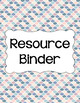 Binder Covers and Spines - Beach Sunrise | Editable PowerPoint