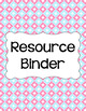 Binder/Document Covers & Spines - Dual-Color: Cotton Candy