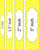 Binder/Document Covers & Spines - Essentials: Jumbo Chevron