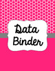 Binder Covers and Spines - Honeycomb and White | Editable PowerPoint