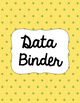 Binder Covers and Spines - Lemongrass | Editable PowerPoint