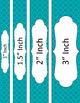 Binder/Document Covers & Spines - Essentials: Quatrefoil