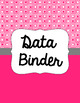 Binder Covers and Spines - Squares and White | Editable PowerPoint