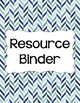 Binder Covers and Spines - Succulent | Editable PowerPoint