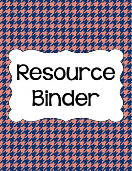Binder Covers and Spines - Summer Nights | Editable PowerPoint