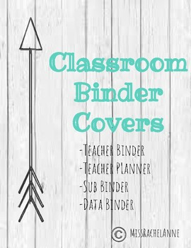 Binder Covers- farmhouse & floral