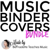 Binder Covers for All! Bundle