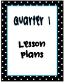 Binder Covers for Each Quarter