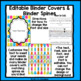 Binder Covers with Spines EDITABLE: 27 Pre-Made Covers/Spines
