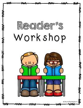 Binder Dividers for your WORKSHOP Classroom