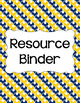 Binder/Document Covers & Spines - Dual-Color: Naval