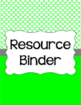 Binder/Document Covers & Spines - Essentials & White: Scalloped (Inverted)