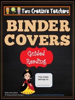 Binder Folder Covers Alice in Wonderland Theme
