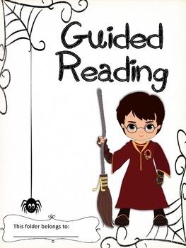 Binder Folder Covers Harry Potter Theme